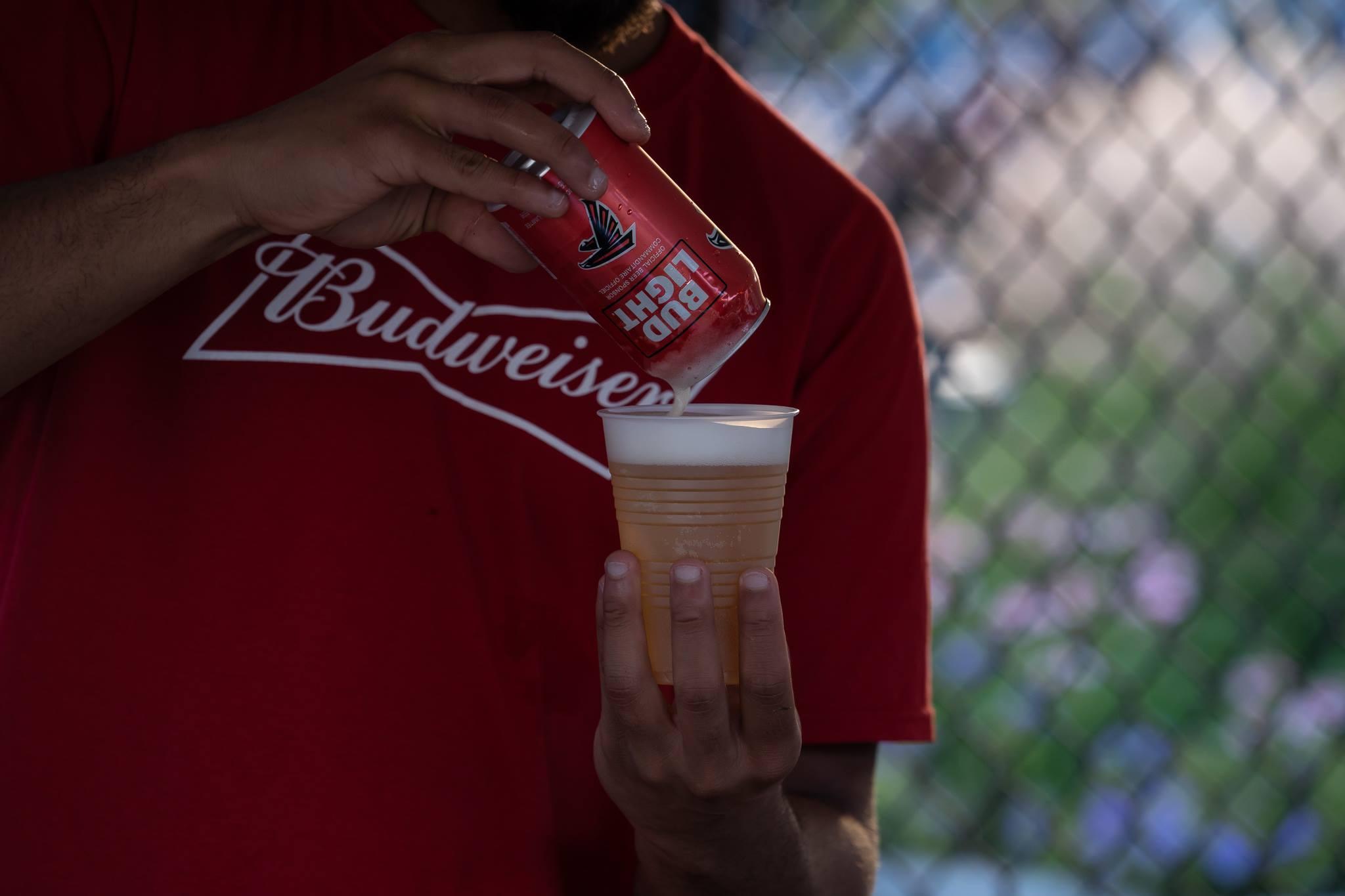 sponsored by Budweiser